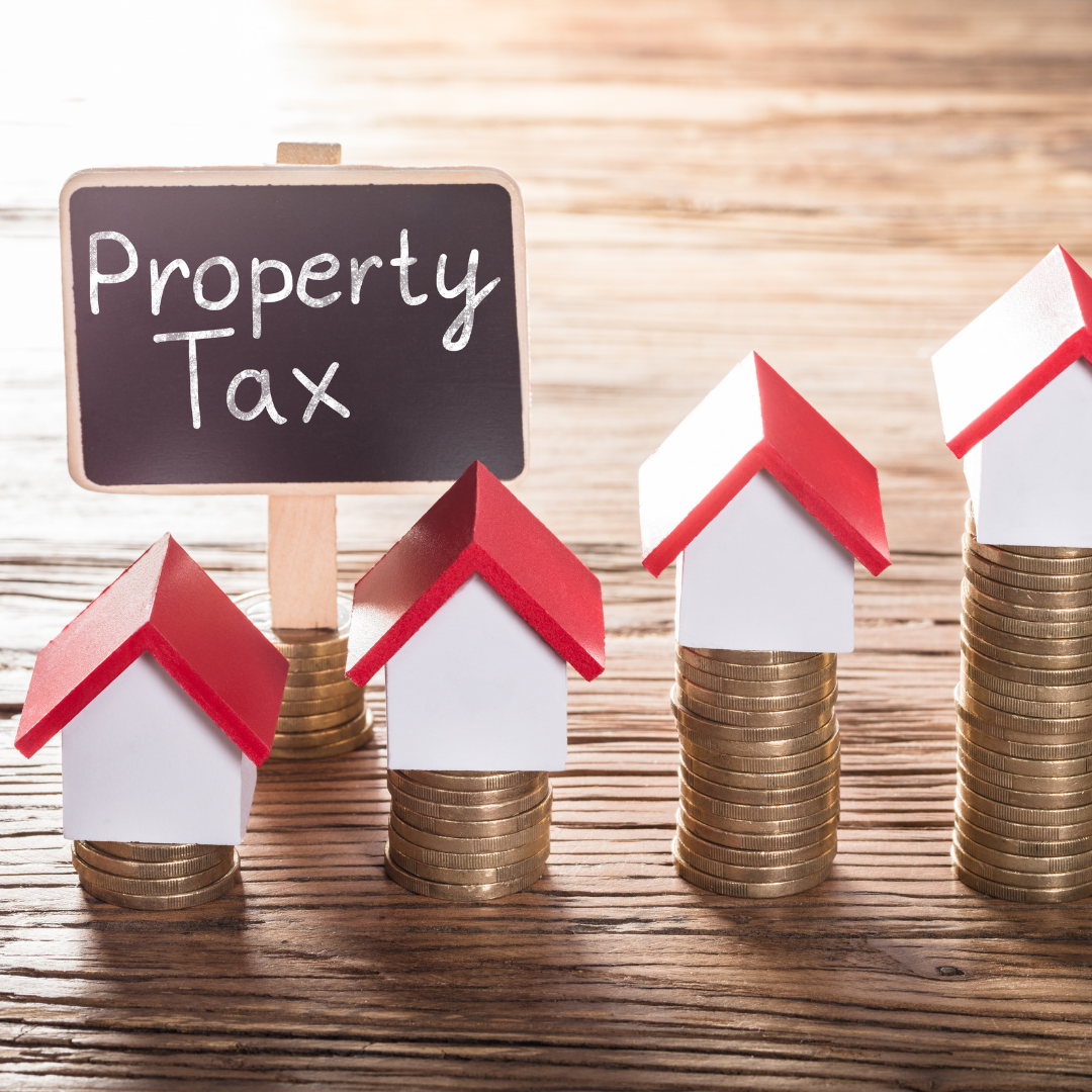 How Are My Property Taxes Assessed?