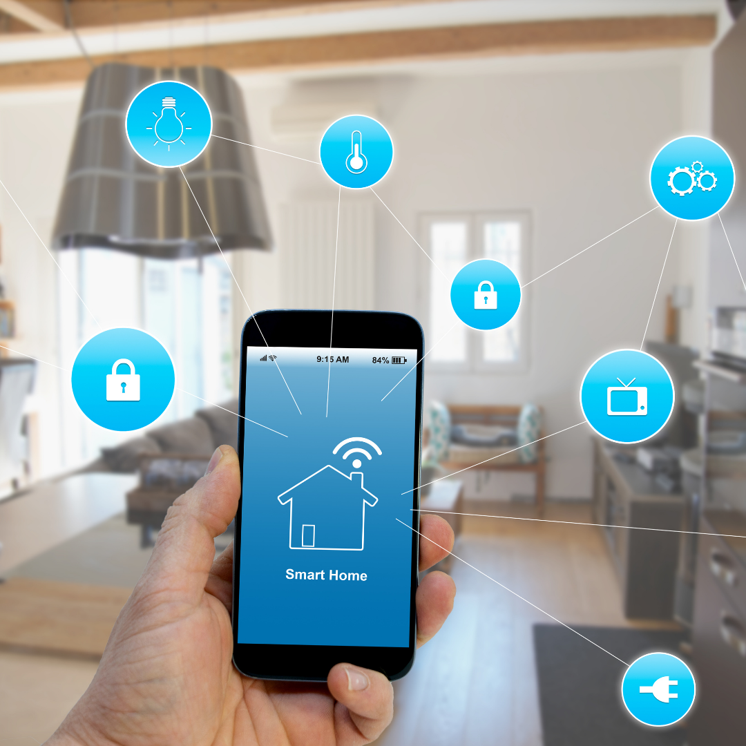 Smart home upgrades for your home.